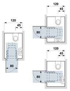 WC Logements / Wohnungen